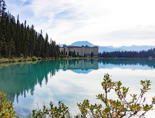 Trekking am Lake Louise – Plain of Six Glaciers